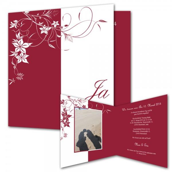 Einladungskarte HZEK0101